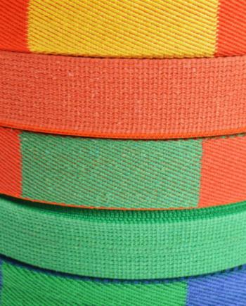 Judo belt roll