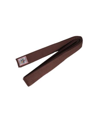 Brown belt - IJF