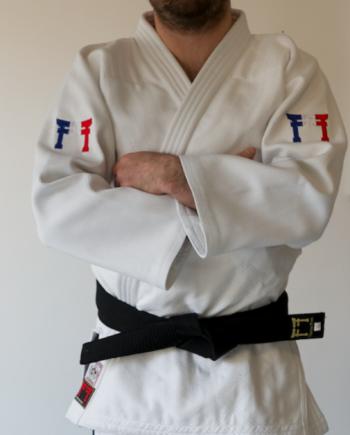 Kimono Superstar 750 Edition limitée Équipe de France !