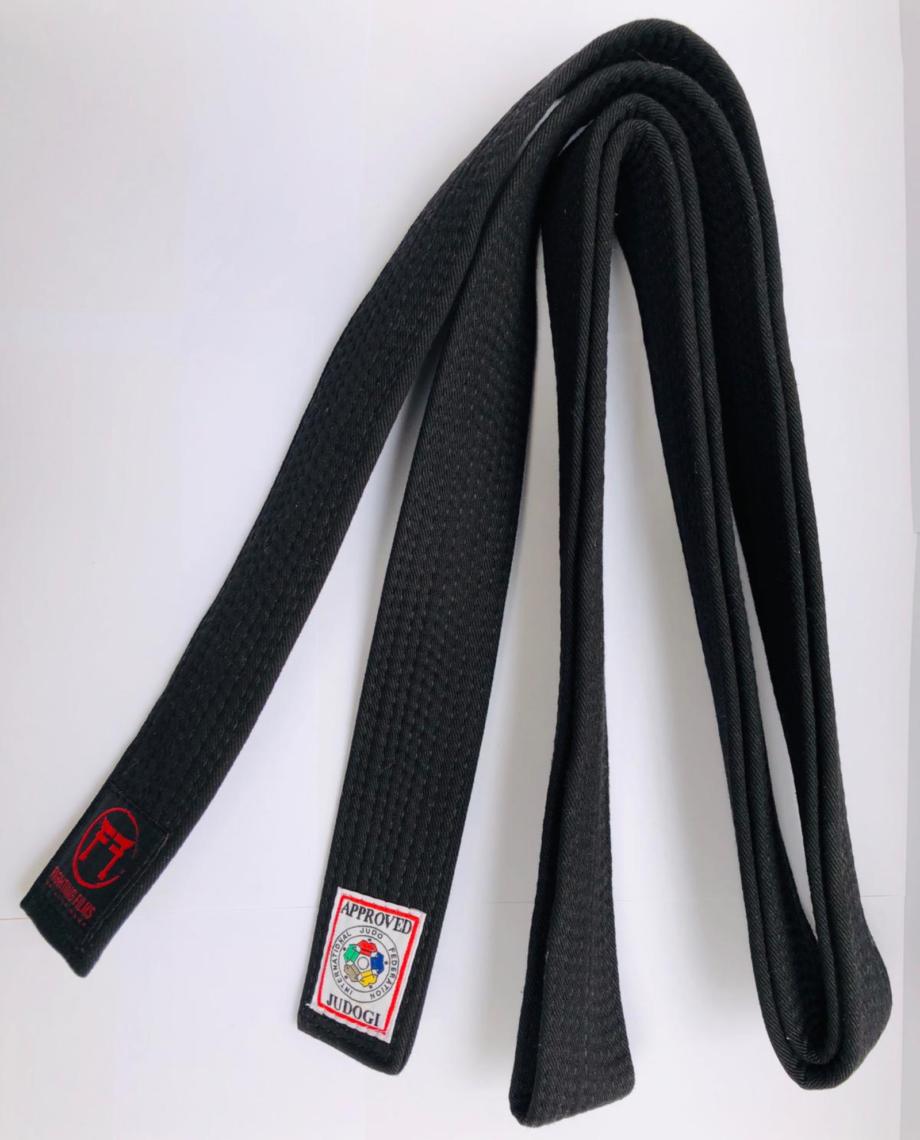 Ceinture noire de Judo Approuvé IJF